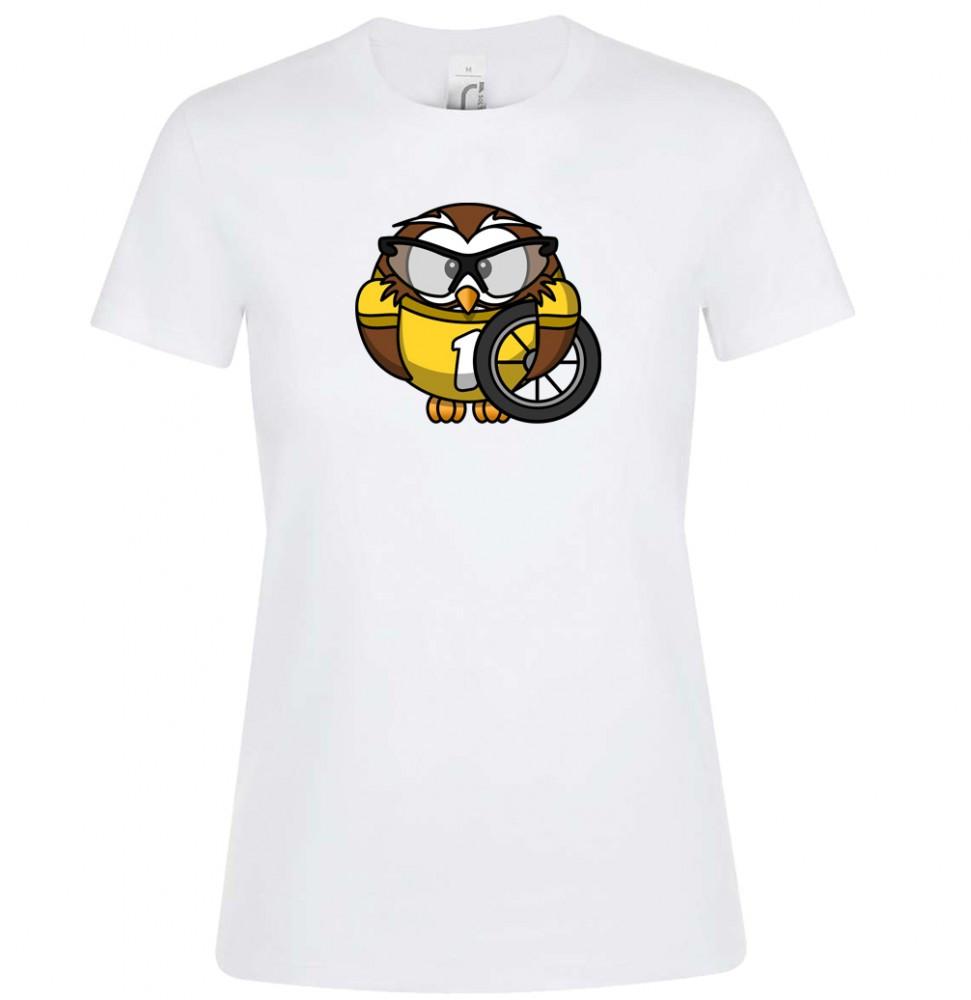 Bagoly női póló több színben - KerékpárCity Bicikli Bolt   Kerékpár ... 3583e17246