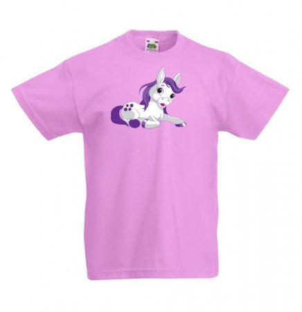 Pony gyerek póló több színben