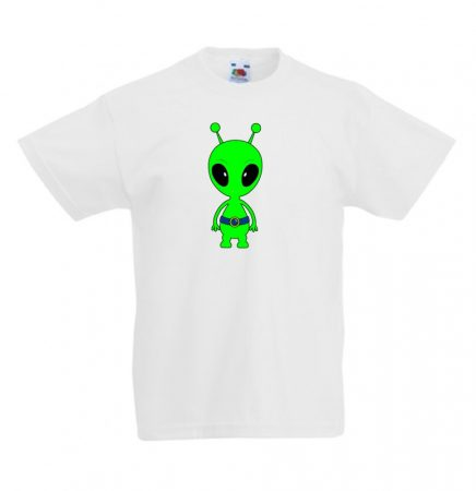 Ufo gyerek póló több színben
