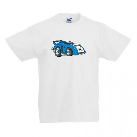 KPC Turbo 01 gyerek póló több színben