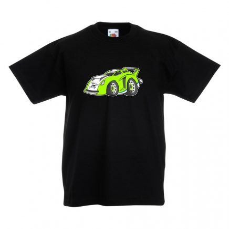 KPC Turbo 02 gyerek póló több színben