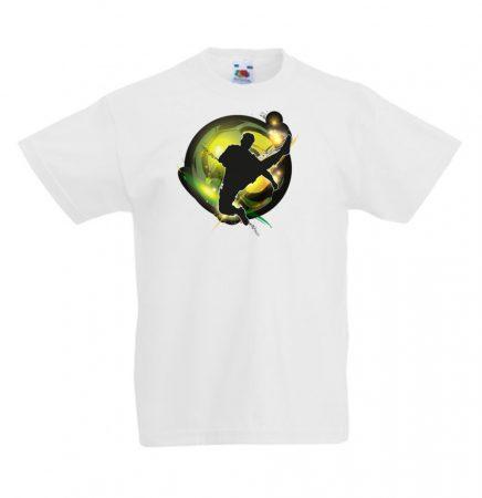 Soccer gyerek póló több színben