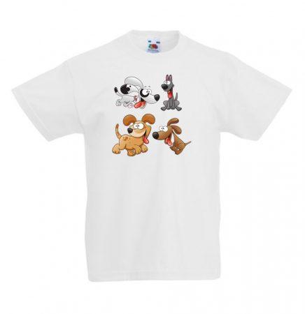 Puppy Love gyerek póló több színben