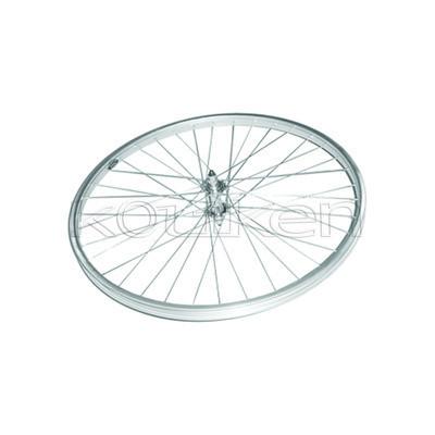 Koliken első kerék 24*1,75 acél aggyal