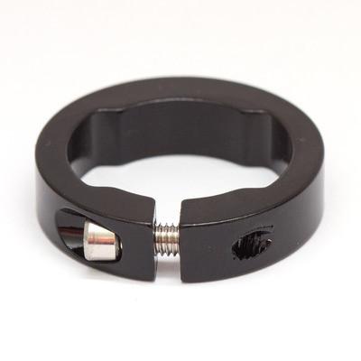 Koliken Lock-on gyűrű fekete