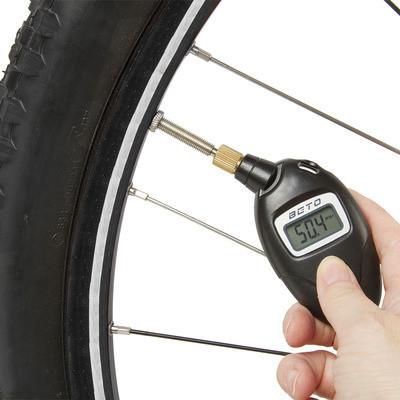 Beto keréknyomás mérő