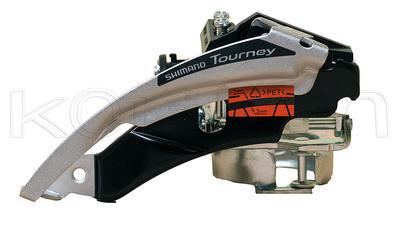 Shimano Toruney FD-TX50/51 első váltó