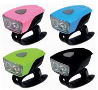 Koliken USB 2 ledes első lámpa több színben
