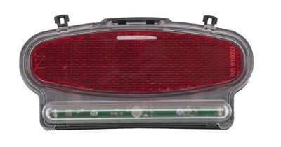 Koliken kondenzátoros hátsó lámpa csomagtartóra