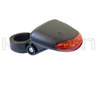 Koliken ovális hátsó lámpa