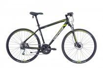Gepida Alboin 300 PRO CRS crosstrekking kerékpár 52 cm Fekete