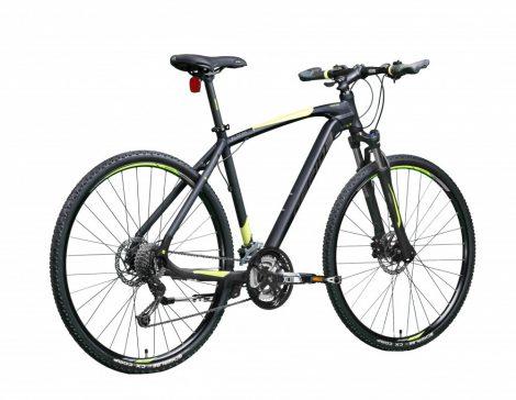 Gepida Alboin 500 CRS crosstrekking kerékpár 56 cm Fekete