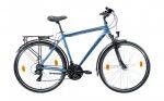Gepida Alboin 200 férfi trekking kerékpár 52 cm Kék