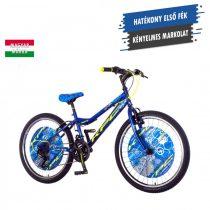KPC Magnito 24 kék gyerek kerékpár