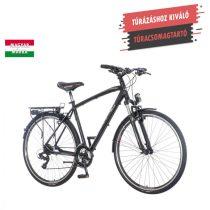 KPC Terra Man férfi trekking kerékpár Fekete-Szürke 1280117