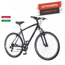 KPC Terra Man férfi crosstrekking kerékpár Fekete-Piros