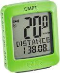 Cube RFR CMPT vezeték nélküli kilométeróra (zöld)