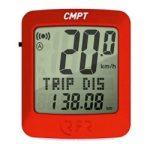 Cube RFR CMPT vezeték nélküli kilométeróra (piros)