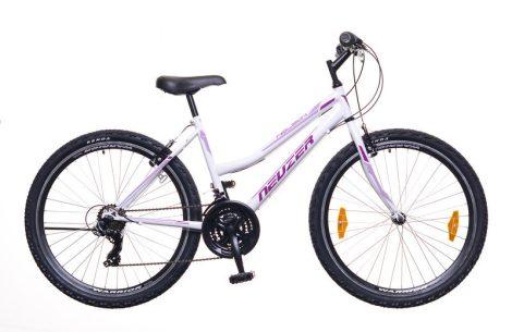 """Neuzer Nelson 30 női 17"""" MTB kerékpár Fehér"""