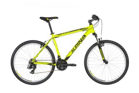 """Alpina Eco M20 MTB kerékpár sárga 21"""""""