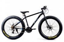 KPC Fatboy 26 kerékpár fekete