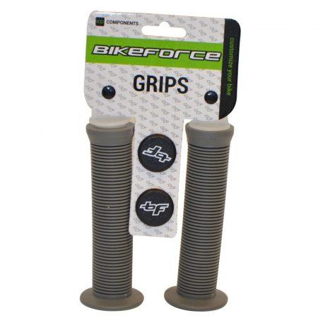 BikeForce BMX szürke markolat