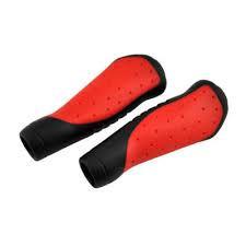 Longus tenyértámaszos markolat piros
