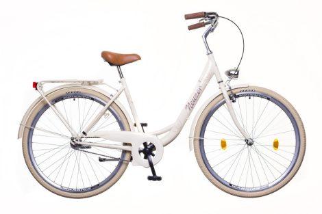 Neuzer Balaton Prémium 28 1 seb. városi kerékpár Krém-Barna
