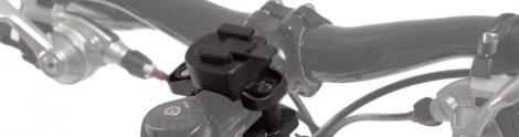 BioLogic Heavy-Duty Strap Bracket for bike mount