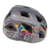 Kross Ace gyerek bukósisak grafit M