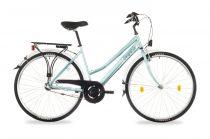 """Schwinn Csepel Landrider női agyváltós városi kerékpár 19"""" Menta"""