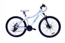Mali Angel 29er kerékpár Fehér-Kék
