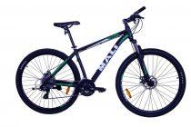 "Mali Boa 29er 18"" kerékpár Fekete-Zöld"