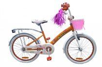 Mali Rainbow 20 gyermek kerékpár Narancs