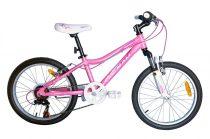 Mali Mistral 20 gyermek kerékpár Rózsaszín