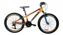Mali Master 24 gyermek kerékpár Narancs