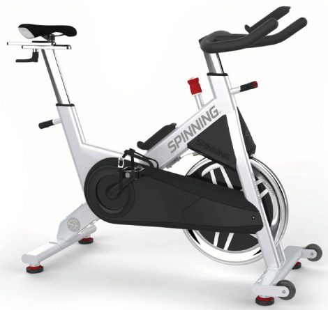 Spinner A1 Spinning bike x4DVD