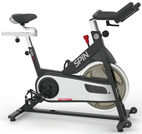 Spinner L9 Spinning bike x4DVD