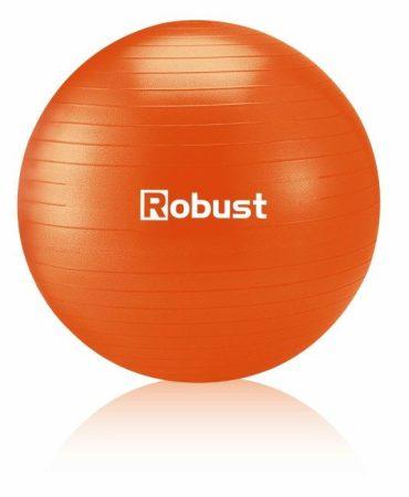 Robust fitnesz labda 85 cm, durranásmentes, pumpával