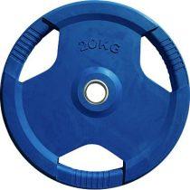 51 mm-es Design színes tárcsasúly 20 kg