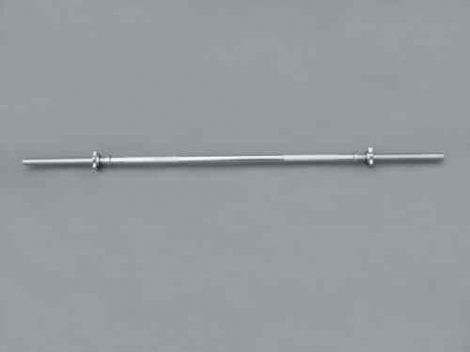 Kétkezes 180 cm-es súlyzórúd