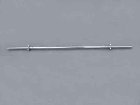Kétkezes 210 cm-es súlyzórúd