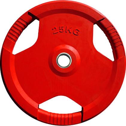 51 mm-es Design színes tárcsasúly 25 kg