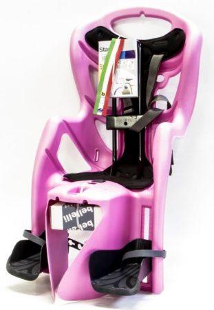 Bellelli Pepe gyerekülés pink adapteres
