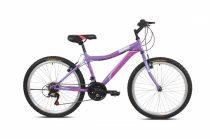 """Adria Stinger 24"""" gyerek kerékpár Lila-Rózsaszín"""