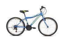 """Adria Stinger 24"""" gyerek kerékpár Kék-Zöld"""