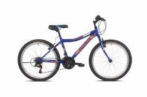 """Adria Stinger 24"""" gyerek kerékpár Kék-Narancs"""