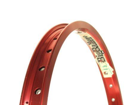 Sun-Ringlé Big Baller Anod 406x32 36H felni piros