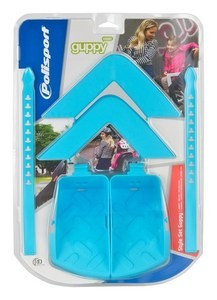 Polisport Guppy Set Maxi lábtartó és kartámasz kék
