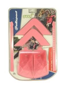 Polisport Guppy Set Maxi lábtartó és kartámasz pink